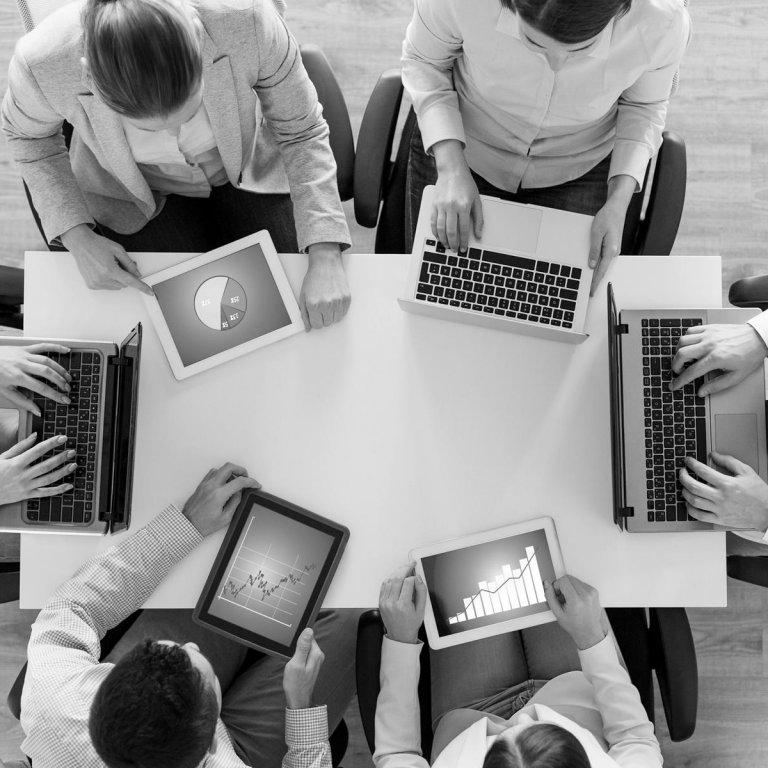 Die Unternehmensberatung zur agilen Organisation findet bei Ihnen vor Ort statt.