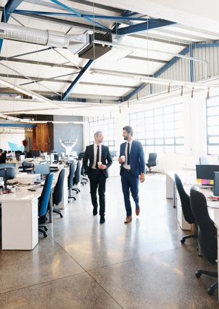 Einblick in die Unternehmensberatung SHS
