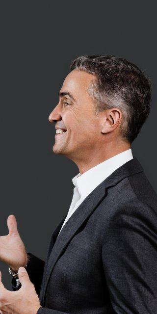 Clemens Satke ist Geschäftsführer & Gründer von SHS Unternehmensberatung in Österreich